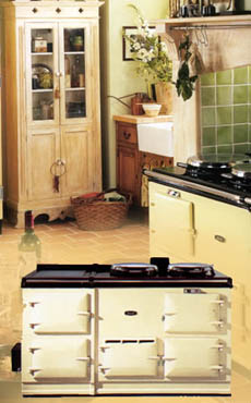Cornwall Aga Installation