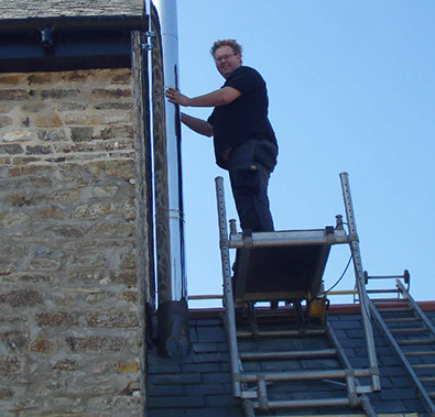 Chimney specialists Cornwall