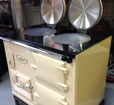 range cooker conversions Cornwall
