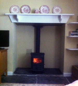 Stove installers Wadebridge